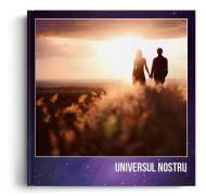 Fotocarte Universul Nostru - Standard, coperta moale - Panoramic mic (21x14 cm)