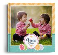 Fotocarte Paste - Standard, coperta moale - Panoramic mic (21x14 cm)