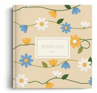 Fotocarte Flori De Primavara - Standard, coperta moale - Patrat mediu (20x20 cm)