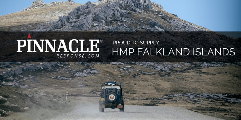 Pinnacle wins new Falkland Islands BWV contract