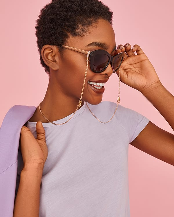 SS21 collection women's sunglasses