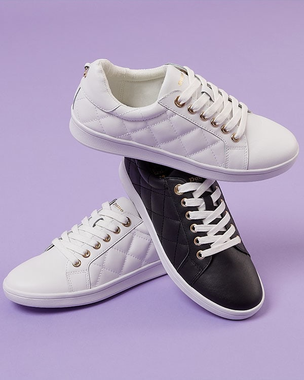 Click image to shop Excited trainers