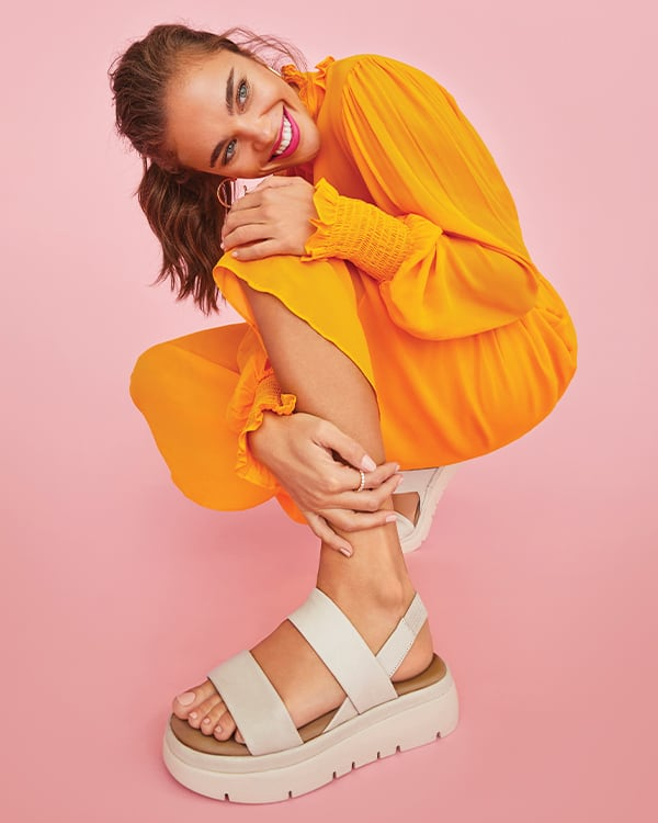 Click to shop the Location sandal