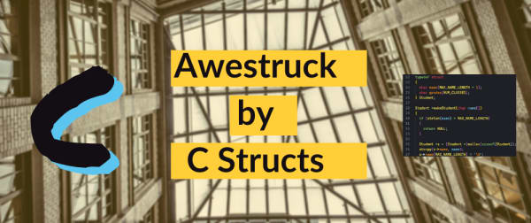 Cover image for Awestruck by C Structs