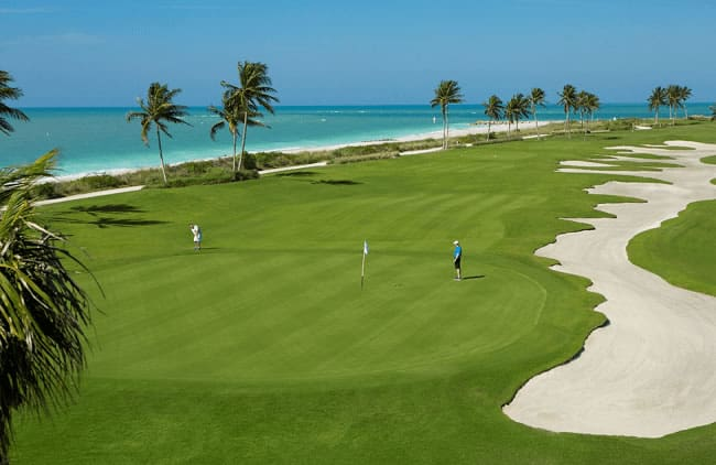South Seas Golf Course