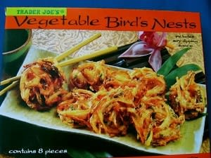 Trader Joe's - Vegetable Bird's Nests