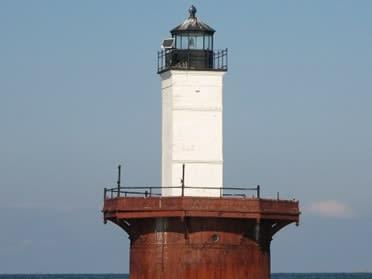 Solomon's Lump Lighthouse (Maryland)