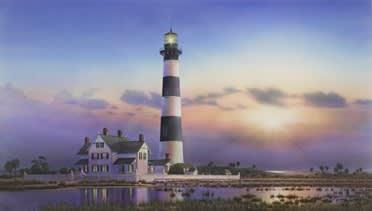 Morris Island Lighthouse( South Carolina)