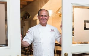 Chef John Folse connects today's palate with Louisiana's classic cuisine