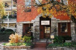 The Old Edwards Inn, is a Highlands, NC epicurean shrine.