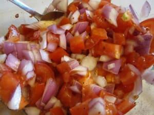 Red Onion Salsa