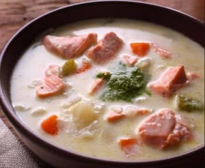 salmonchow