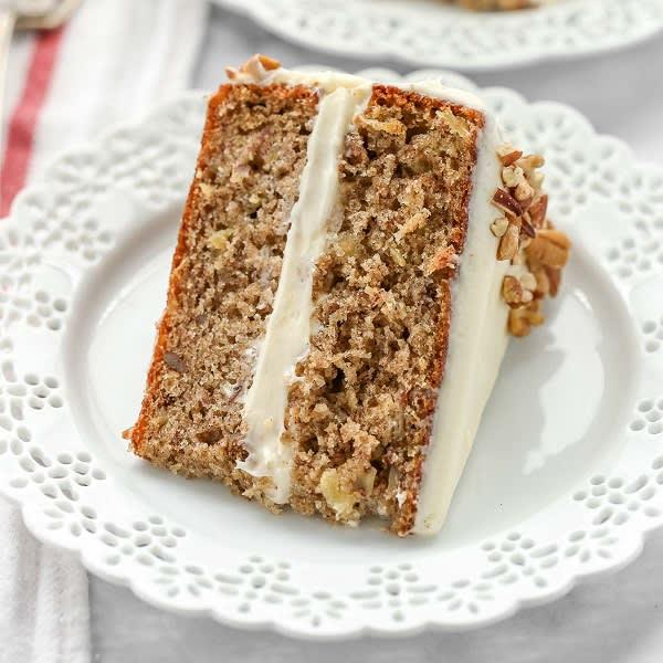 Hummingbird Cake is an Art Smith specialty