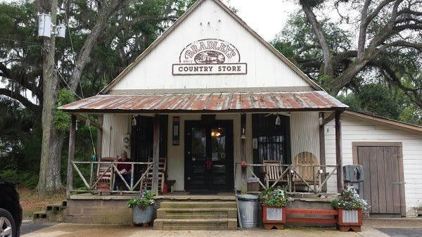 Bradley's Country Store has a global reputation for authenticity.