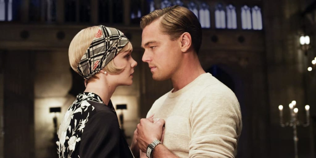 "Scene from ""The Great Gatsby,"" the highly anticipated remake of the American classic. Courtesy of Warner Brothers."