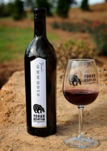 Yonah Mountain's acclaimed Genesis series holds its own with the finest red wines.