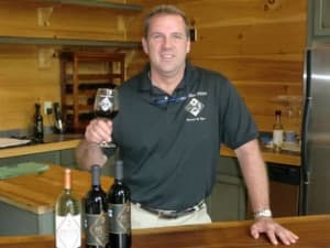 A private wine tasting with Paradise Hills Resort co-owner Bob Landers.