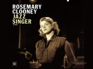 Jazz interpretations by Rosemary Clooney blend well with Kentucky Bourbon