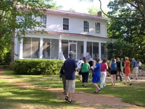 Andalusia, Flannery O'Connor's home in Milledgeville, Georgia has become a popular attraction. The writer died at age 39, but interest in her life and works is soaring.