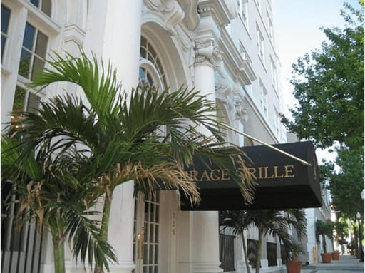 Terrace Grille, a Lakeland fine-dining restaurant that has been popular for decades.