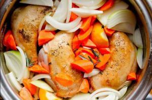 potroast chicken
