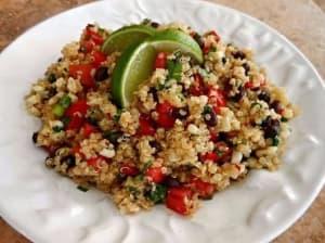 quinoa salad food network