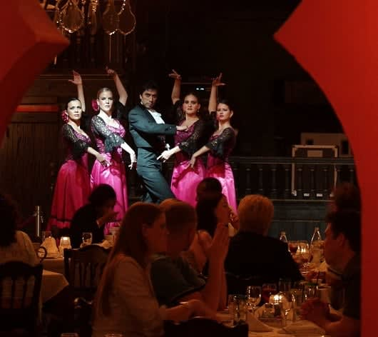 Flamenco Dancing with Dinner releases your inner Gypsy
