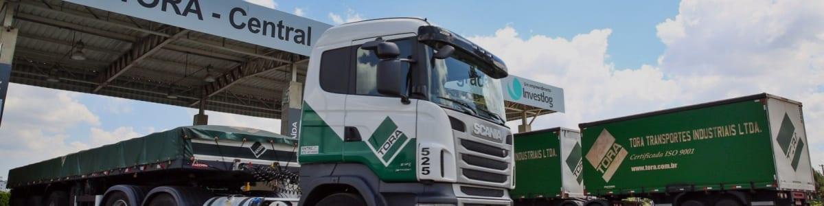 Tora Transportes Ltda background image