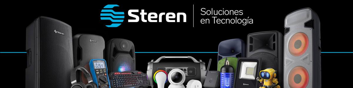 Electrónica Steren, S.A. de C.V. background image