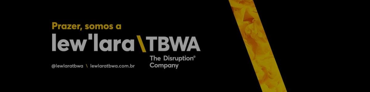 LEW´LARA/ Tbwa Publicidade Propaganda Ltda background image