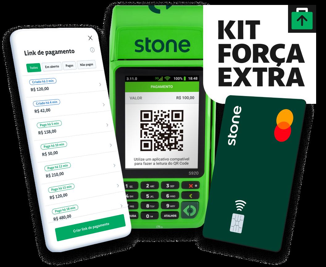 Kit Força Extra