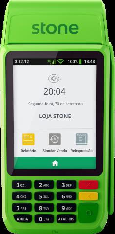 Maquininha Stone