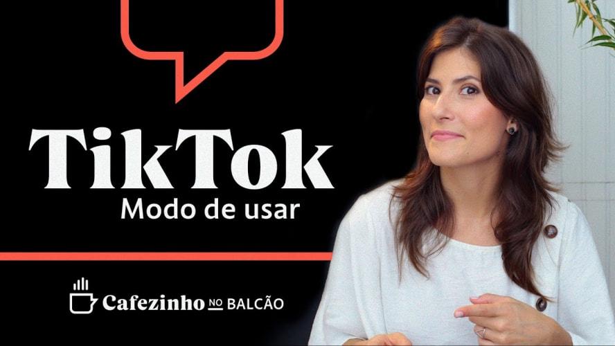 Como usar o TikTok?