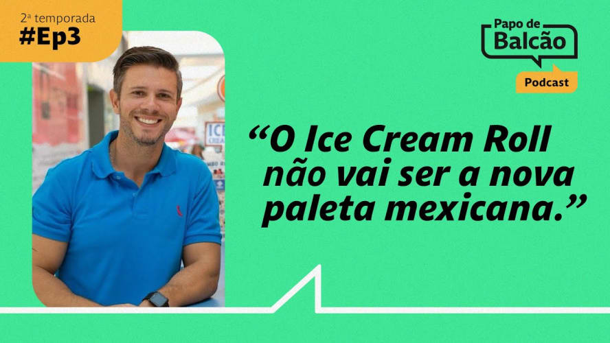 Franquias de sucesso | Ice Cream Roll