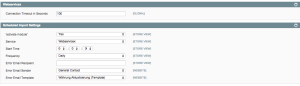 Magento Currency Conversion Webservice Setup