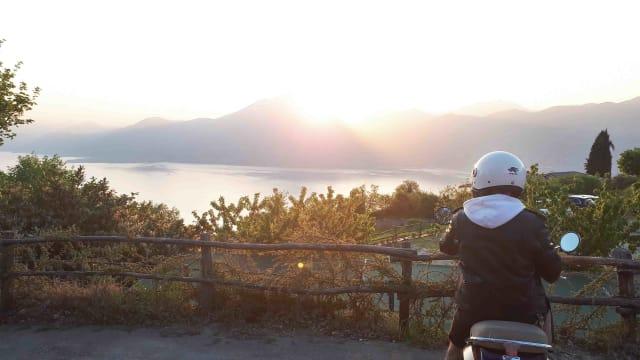 Vespa Tour San Zeno - Malcesine