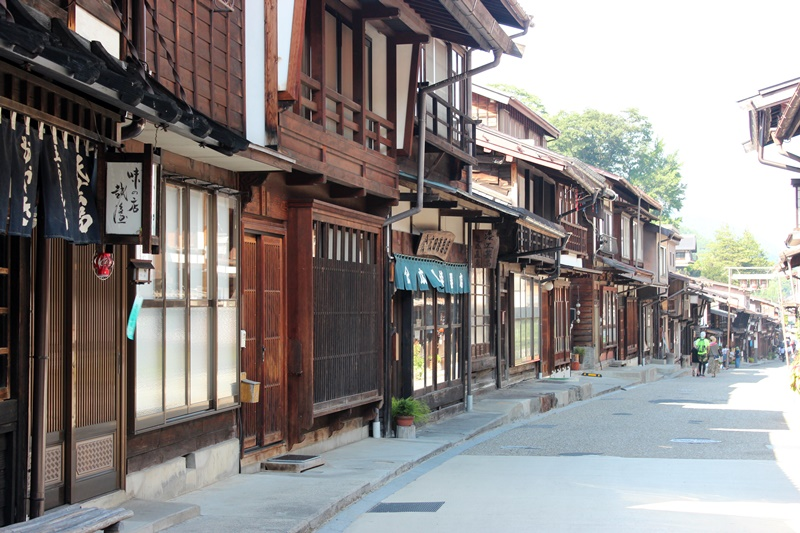 Narai of thousand old houses