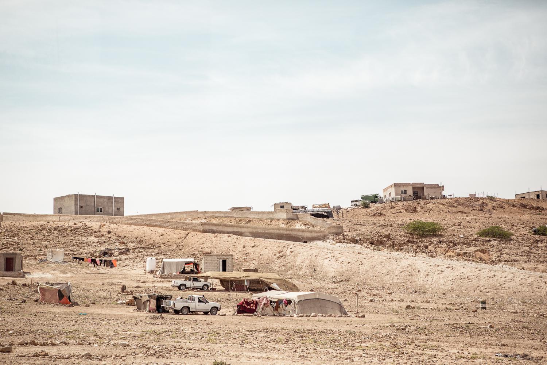 Jordanian Hillside