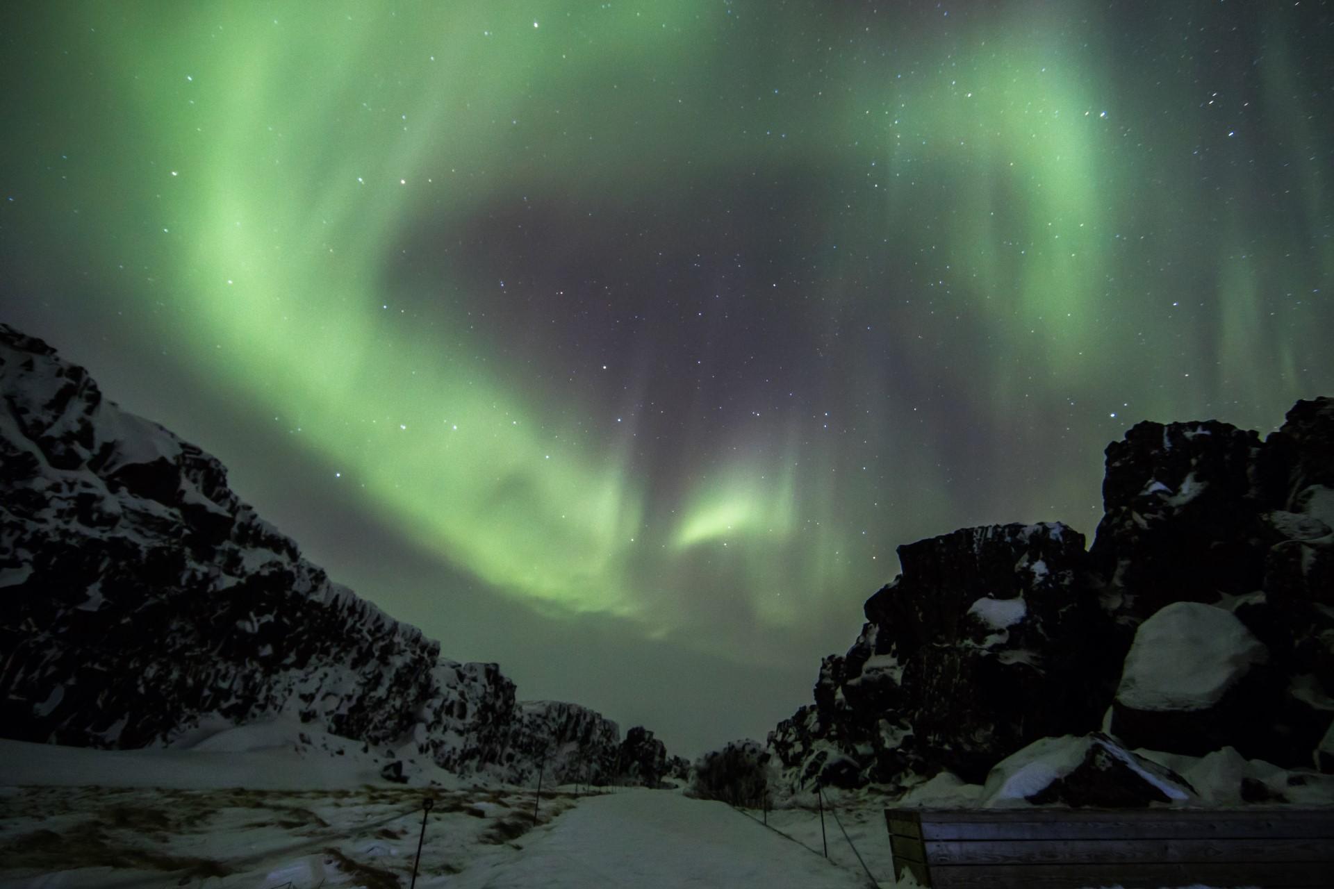 Awesomeaurora borealis