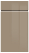 High Gloss High Gloss Cappuccino bedroom door finish