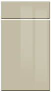 High Gloss High Gloss Dakar bedroom door finish