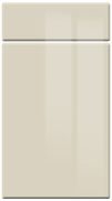 High Gloss High Gloss Latte bedroom door finish