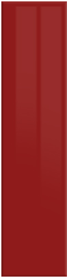 High Gloss Red finish of bedroom doors