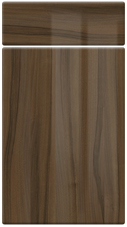 High Gloss High Gloss Tiepolo bedroom door finish