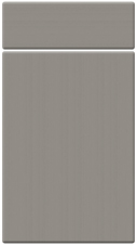 Non Gloss Legno Stone Grey bedroom door finish