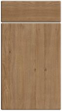 Non GlossOdessa Oak bedroom door finish