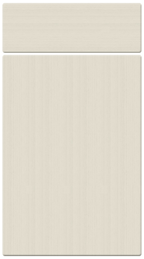 Legno Ivory kitchen door finish