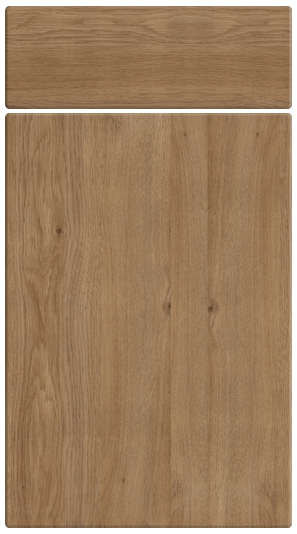 Odessa Oak kitchen door finish