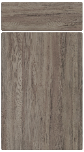 Terra kitchen door finish