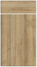 Trojan Oak kitchen door and drawer fronts